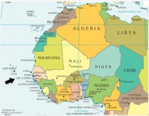 mapTheGambia